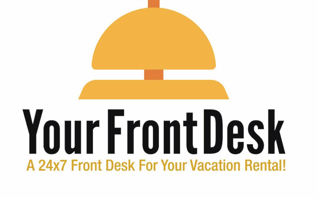 VR Front Desk is now Your Front Desk!